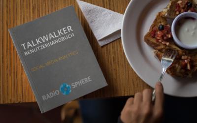 Talkwalker Handbuch in Deutsch – frisch aufgelegt!