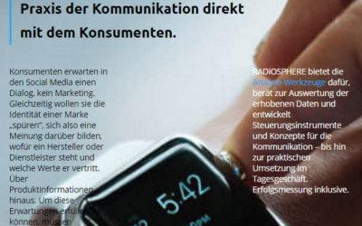 Auch neu: RADiOSPHERE.de