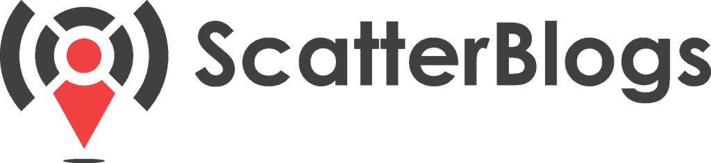ScatterBlogs Logo Geolocation Analyse