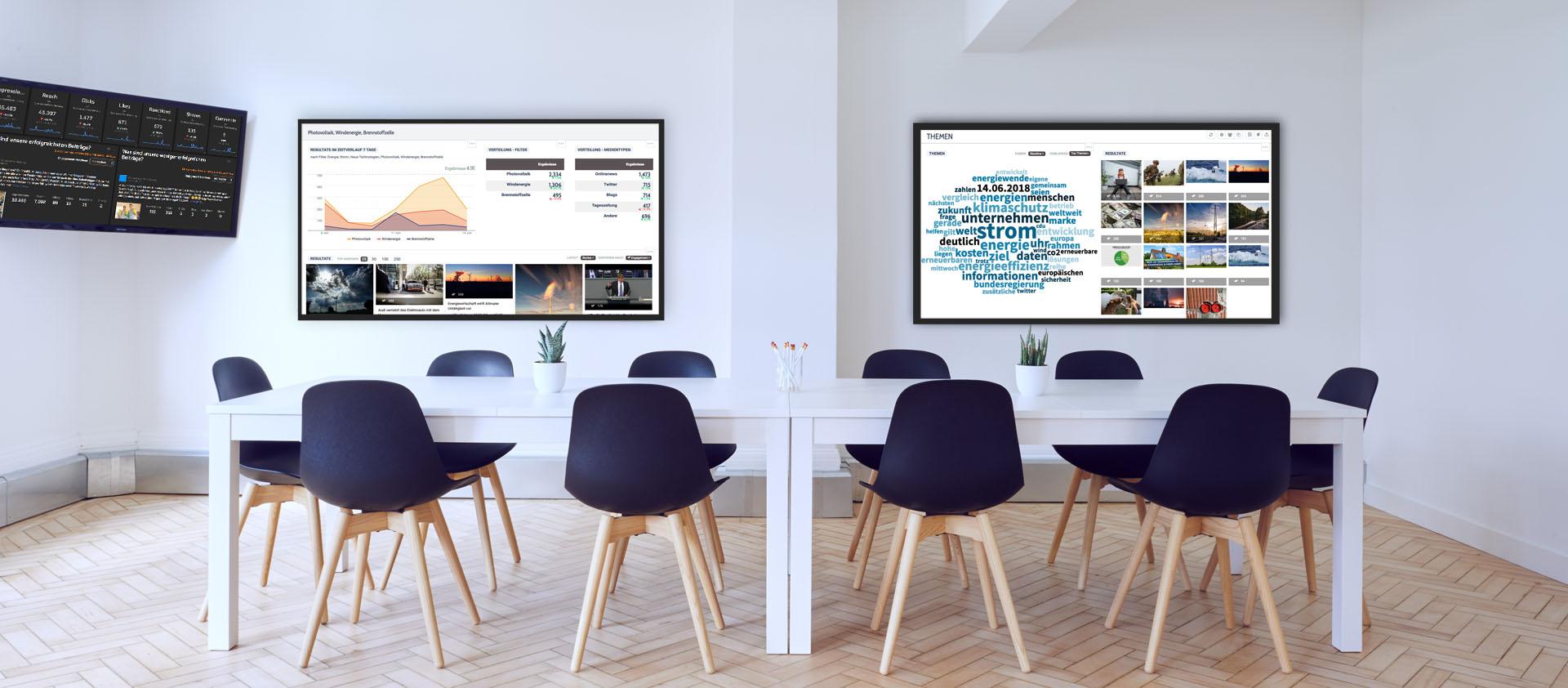 Radiosphere Newsroom Dashboard