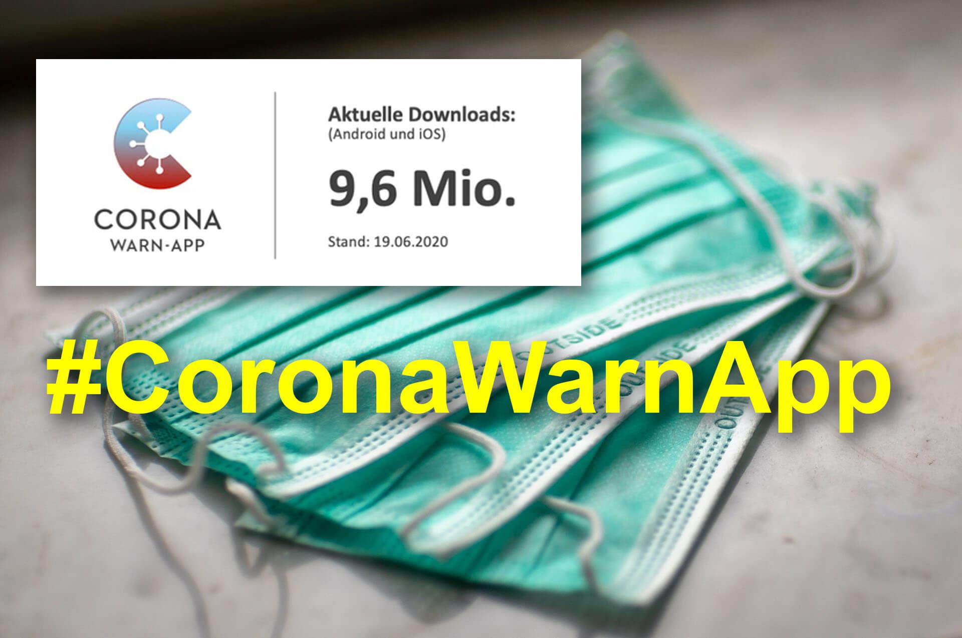 Social Media Thema der Woche: KW 25 – #CoronaWarnApp